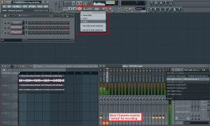 FL STUDIO 4-Channel Recording with Realtek and USB Audio