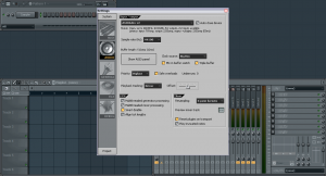 FL STUDIO ASIO4ALL Drivers Settings