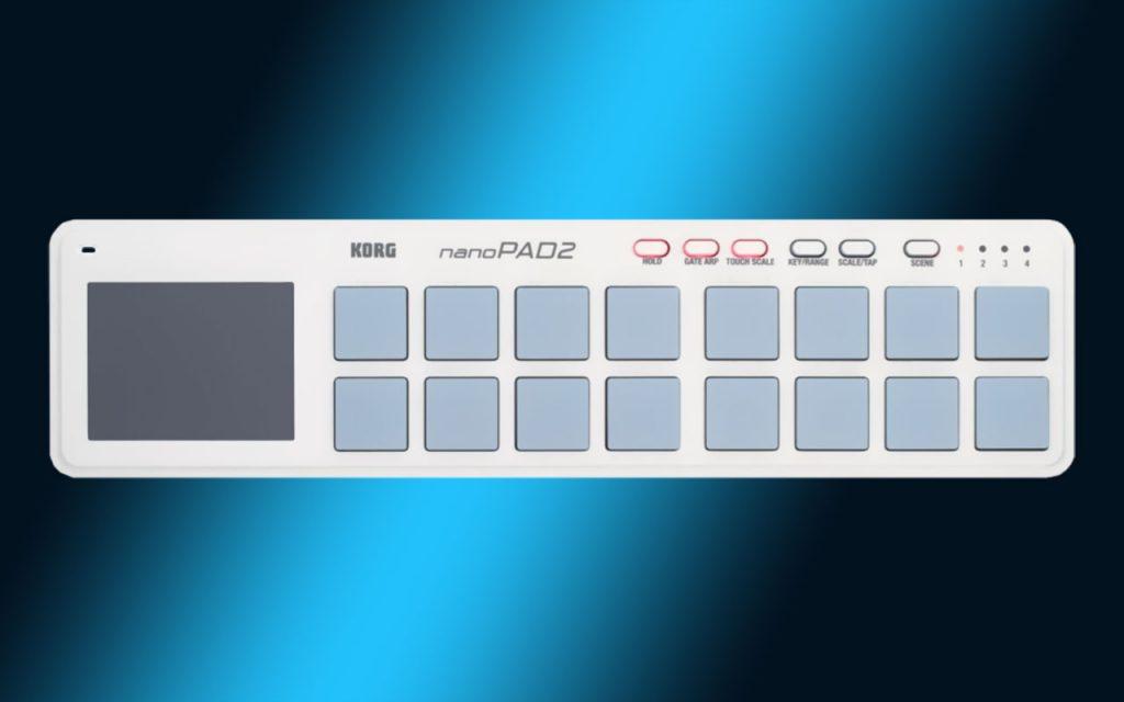 KORG nanoPAD2 mod (hack)