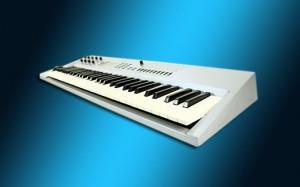 YAMAHA CS2X keyboard synthesiser
