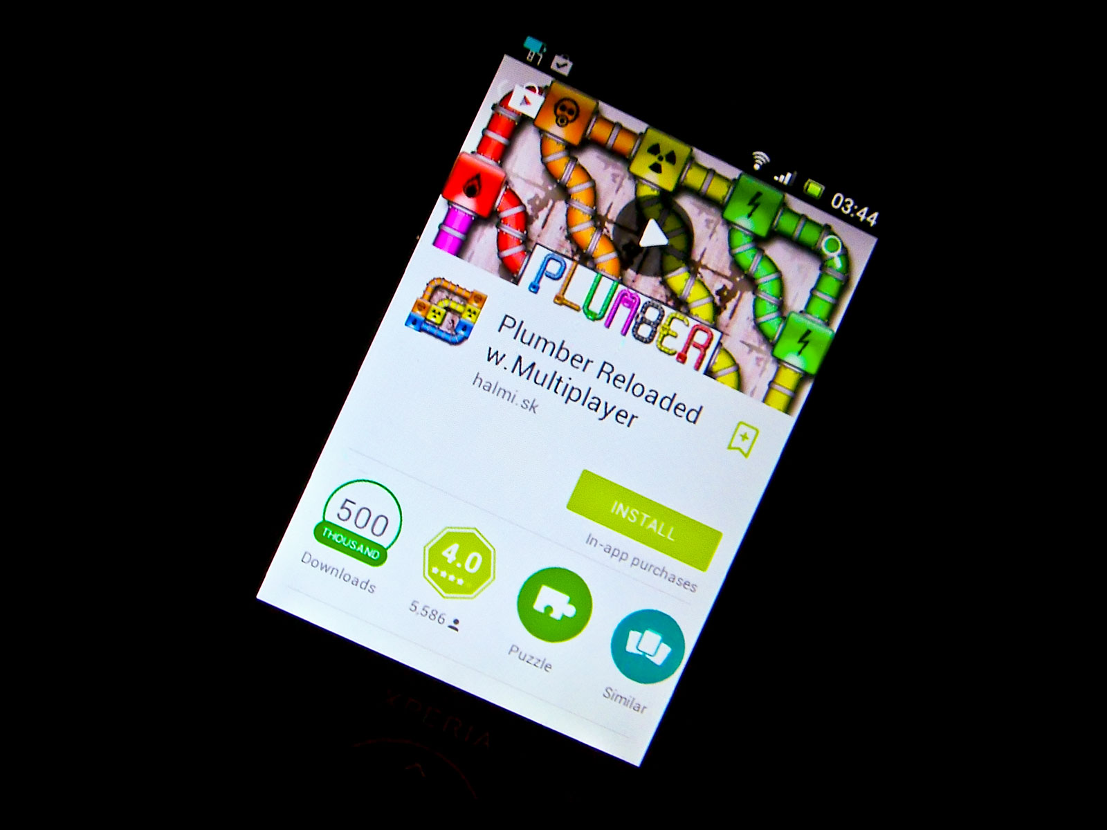 How to Manually Update Android Market to Google Play Store
