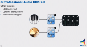 Samsung Professional Audio SDK Explained 2