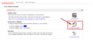 Google Analytics SeeTheStats Tutorial STEP 5