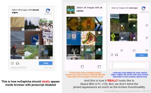Google no Captcha + INVISIBLE reCaptcha – First Experience Results