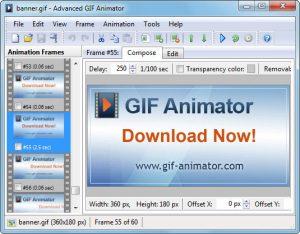 GIF Animator