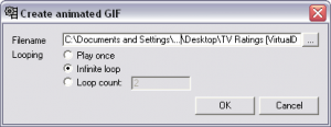 VirtualDub [2] How To Export Video As Animated GIF