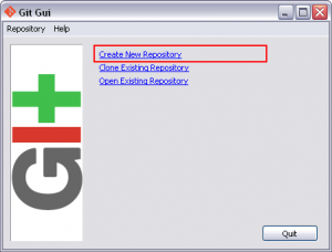 Git Basics 02 Create New Repository