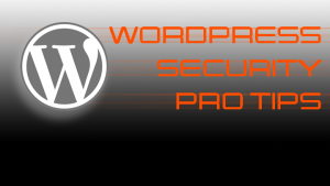WordPress Security Pro Tips