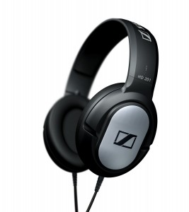 SENNHEISER HD 201 Headphones Cable Repair & Mini Review