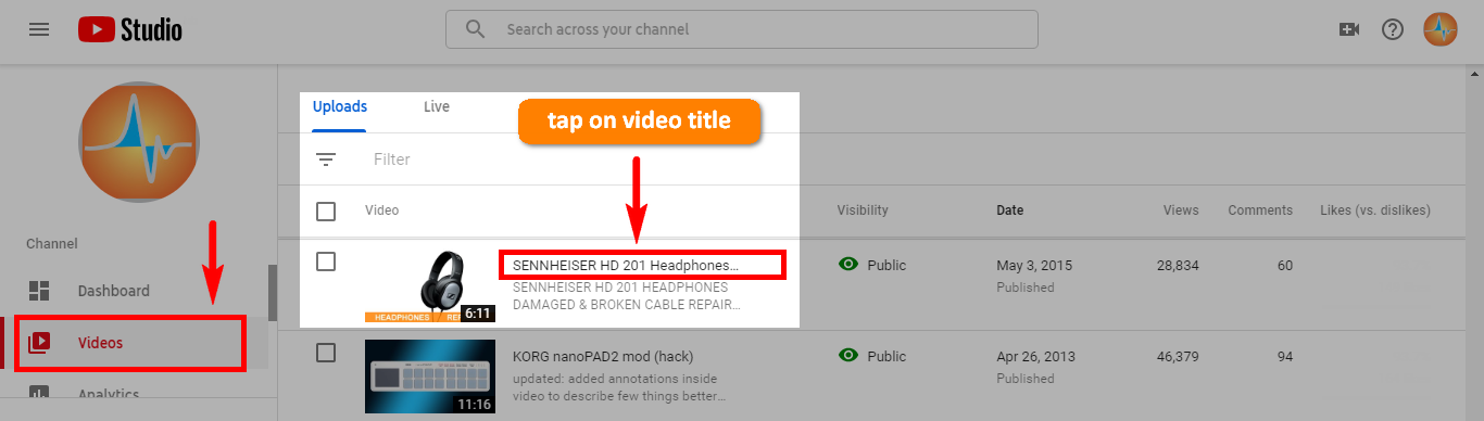 Someone disliked my YouTube video!? That sucks  - TehnoBlog org