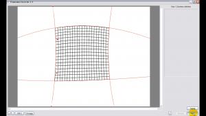 Altostorm Panorama Corrector Photoshop Plug-In - Example #1 Complex Distortion Grid