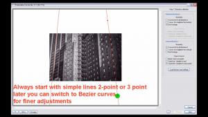 Altostorm Panorama Corrector Photoshop Plug-In - Example #2 Perspective & Skew Easy Fix