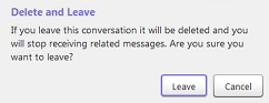 How To Leave Viber Group In Desktop App #2