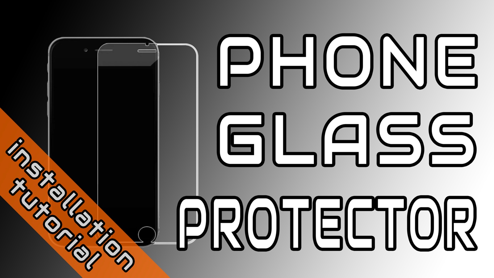 f597936a55cb How To Mount Tempered Glass Screen Protector On iPhone Like A True ...