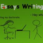 Essays Writing Service Comic