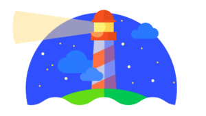 Google Chrome Lighthouse Logo