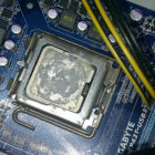 INTEL CPU Stock Cooler Thermal Paste Replacement Step-By-Step Guide