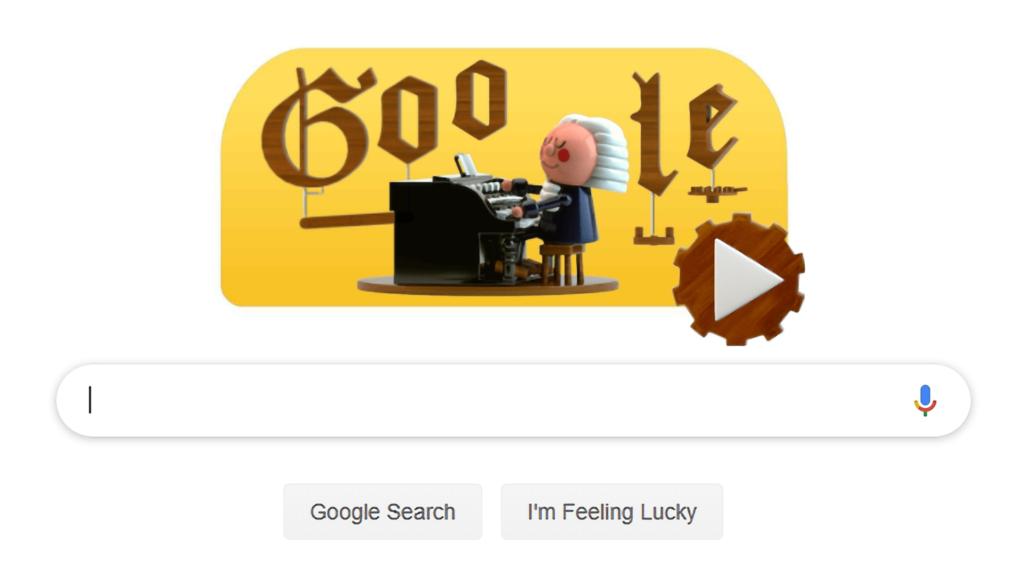 Google Makes AI Music Composer Doodle – Johann Sebastian Bach Harmonizer