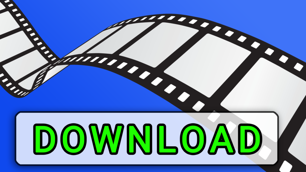 How To Create Simple HTML VIDEO files Download Page?