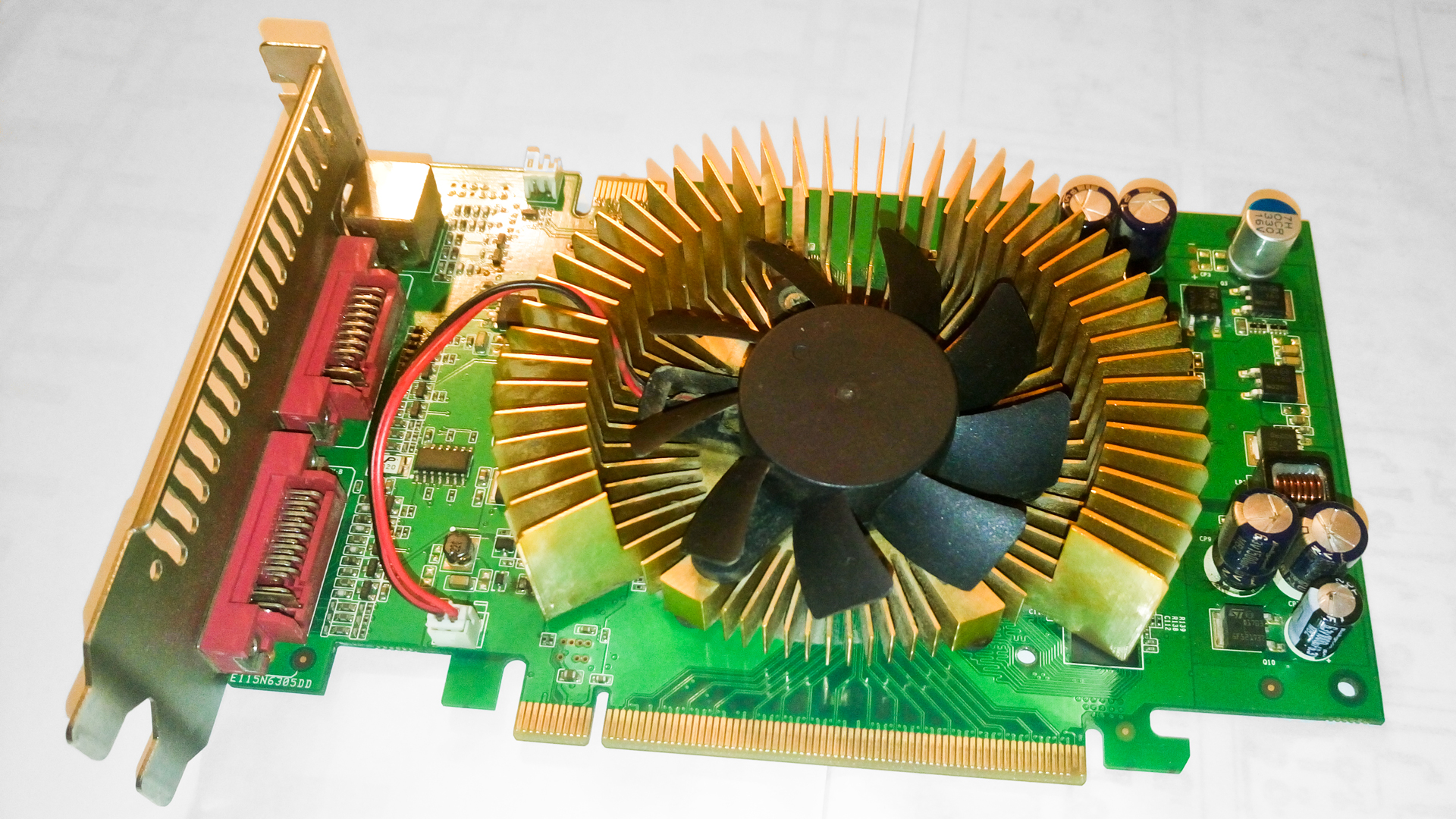 Graphics Card Repair – How I Fixed GPU Card - TehnoBlog org