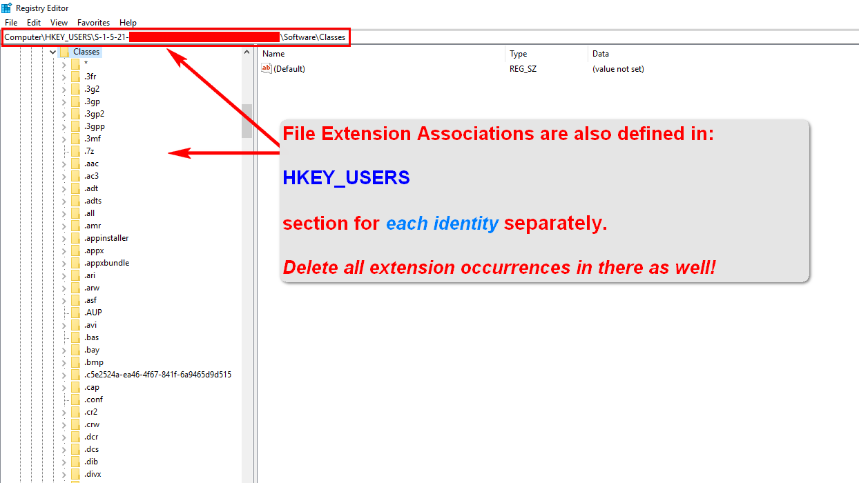 Microsoft Windows 10 – How To RESET File Association with