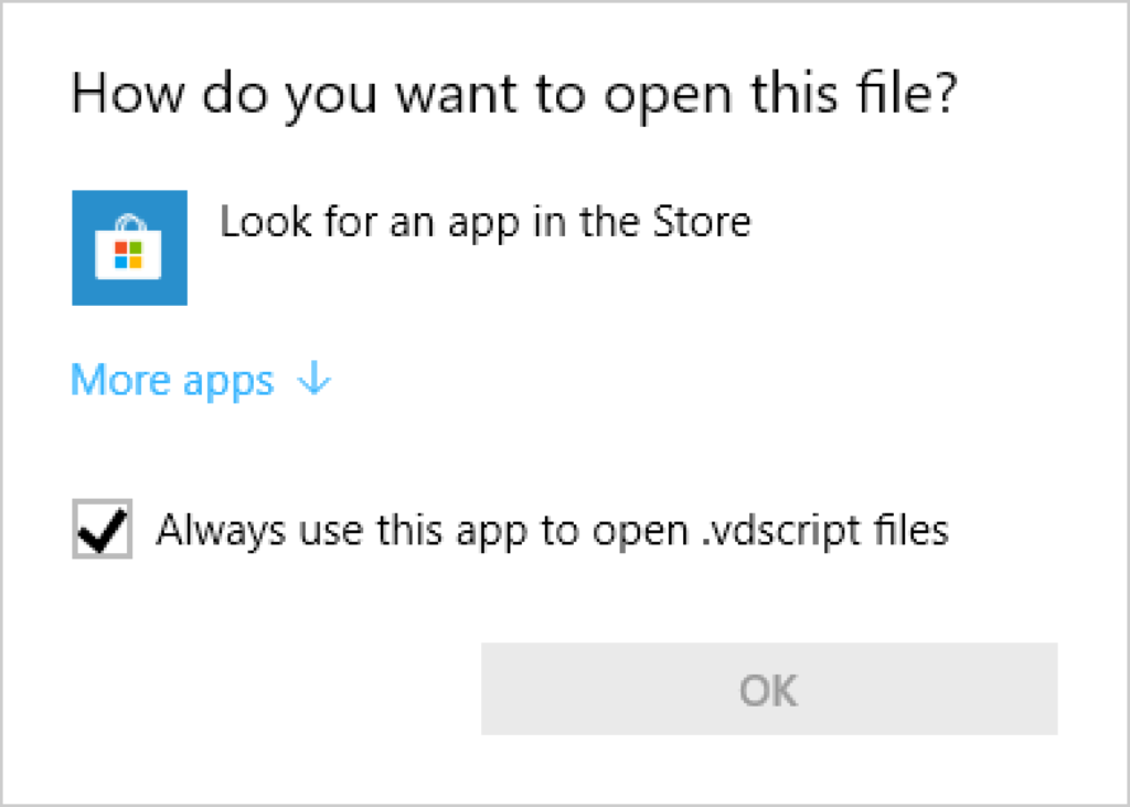 Microsoft Windows 10 – How To RESET File Association with App / Program