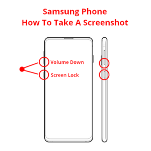 Samsung Android Phone - How To Take A Screenshot