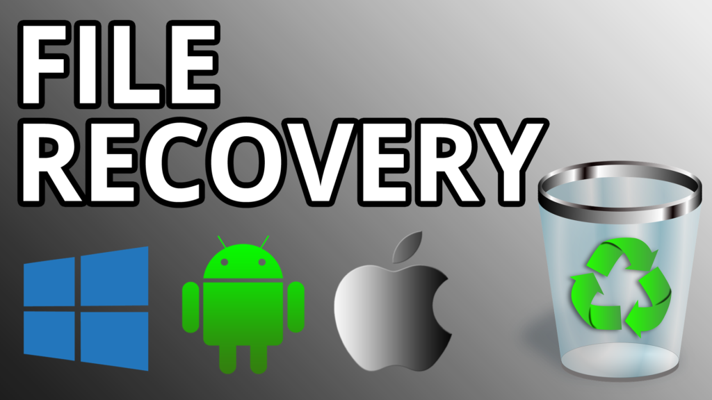 How To Recover Deleted Files From Memory Card / PC Computer / Mobile Phone / Tablet