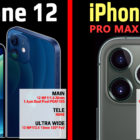 iPhone 12 vs iPhone 11 Pro Max Main Camera Test Photo Quality Comparison
