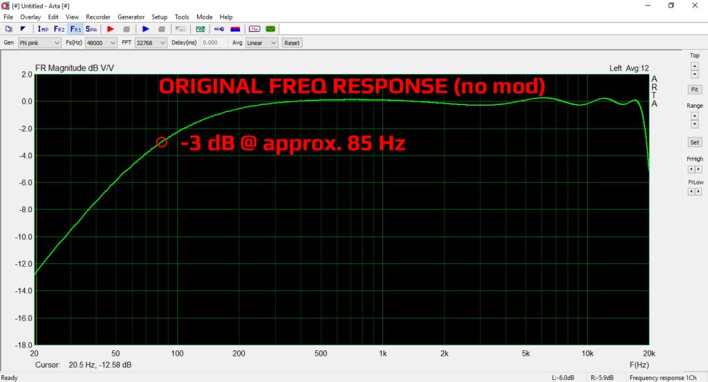 ARTA #1-1 C-MEDIA CM6206 5.1 USB Audio Card Line-In ORIGINAL 20Hz-20kHz