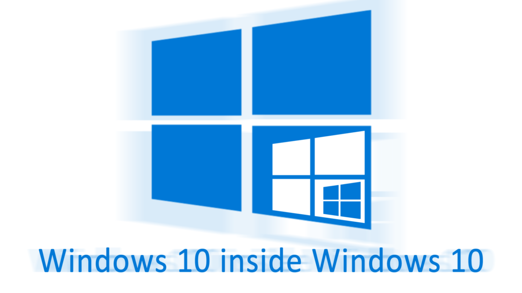 Windows Inside Windows - How To Install Windows 10 Enterprise OVA Virtual Machine