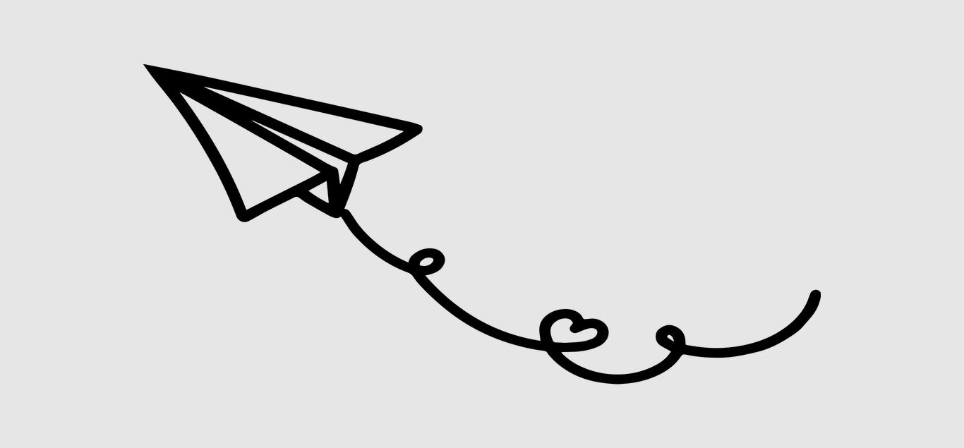 Pixabay - Paper Airplane